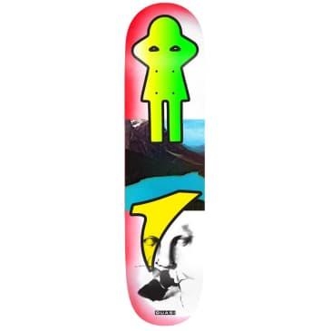 "Quasi Skateboards - Crybaby Deck 8.25"" Wide"