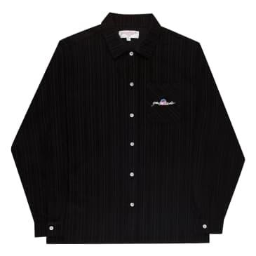 Yardsale Skyline Shirt - Black