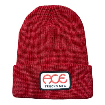Ace Beanie Rings Red