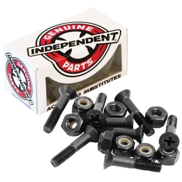 Independent Skateboard Bolts | 1 Inch Phillips Bolts