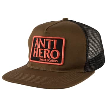 Anti Hero Eagle Patch Trucker Hat