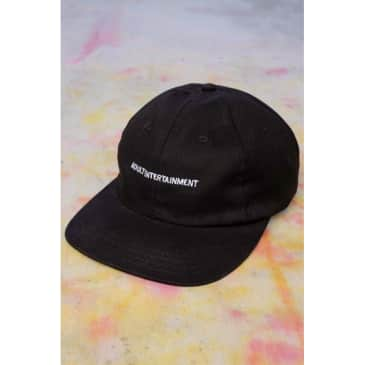 VN Adult Entertainment 6 Panel Unstructured Snapback Cap - Black