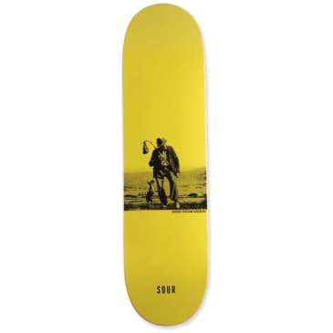 Sour Skateboards - Sour Solution - Nisse Drifter deck - 8.125