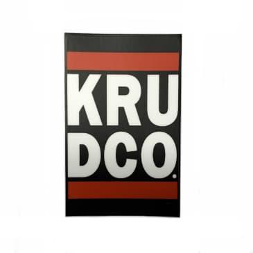 Krudco Skateshop DMC Logo Sticker