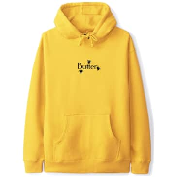 Butter Goods Fly Hoodie - Gold