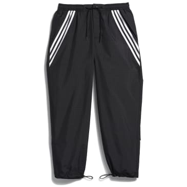 adidas Skateboarding Primeblue Workshop Tracksuit Bottoms - Black / Grey Six / White