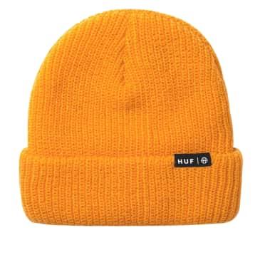 HUF Essential Usual Beanie - Electric Orange