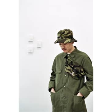 Cover All Jacket Cotton Twill Olive