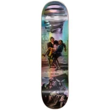 Madness Trey Blackout R7 Skateboard Deck 8.25