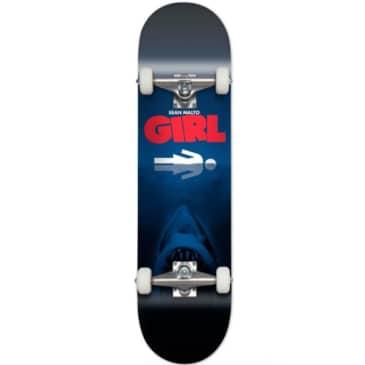 """Girl Skateboards - 8.25"""" Malto Night Attack Complete Skateboard"""