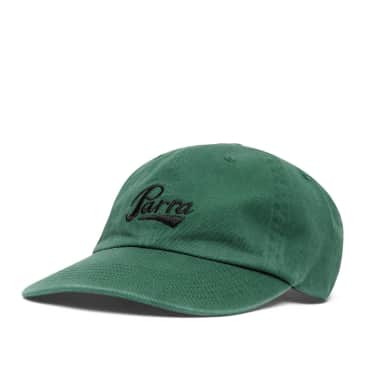 by Parra Pencil Logo 6 Panel Hat - Green