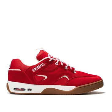 Axion Genesis Skate Shoes - Red
