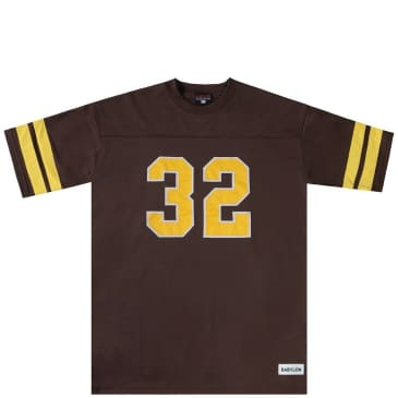 Babylon LA Football Jersey - Brown