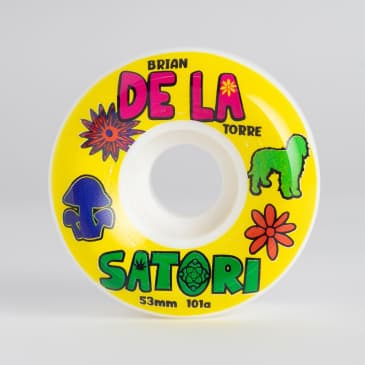 Satori - Brian DeLatorre Wheels 53