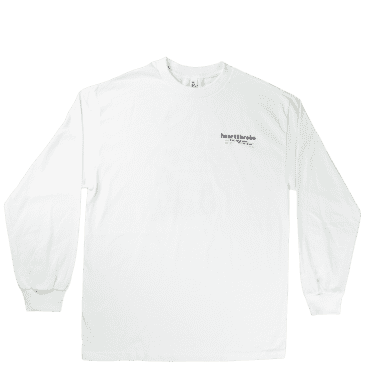 Heartthrobs This World Long Sleeve T-Shirt - White