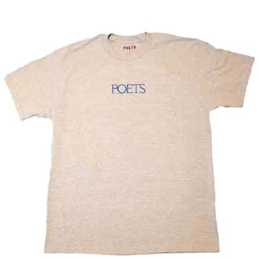 Poets NEAL T-Shirt - Gray