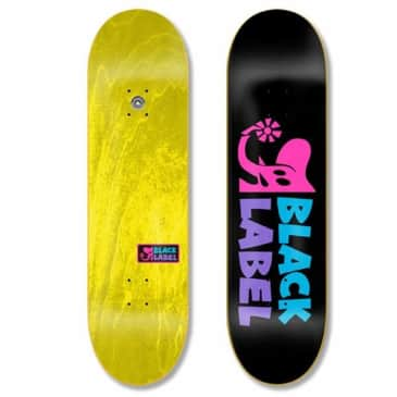 Black Label Skateboards Elephant Sector Skateboard Deck - 8.25