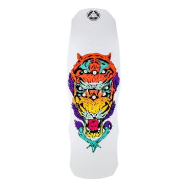 """Welcome Deck - Triger on Dark Lord - White Dip 9.75"""""""
