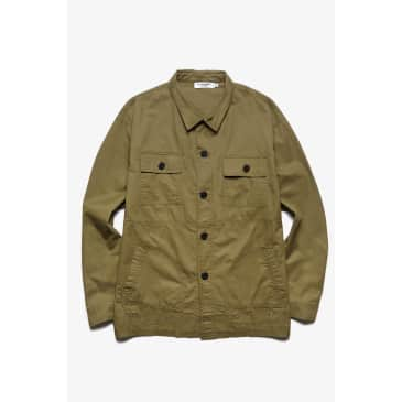 Blacksmith - Safari CPO Overshirt - Olive