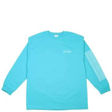 Studio Skateboards Sport Block Long Sleeve T-Shirt - Celadon
