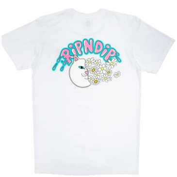 Ripndip Floating Pocket T-Shirt - White
