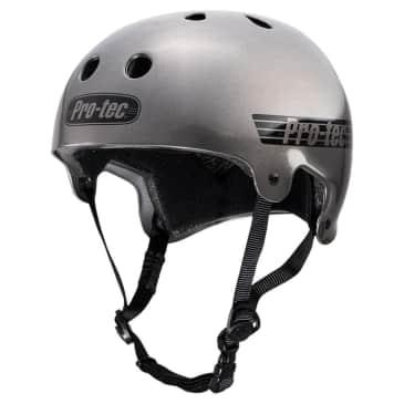 Pro-Tec - Old School Cert Helmet - Gunmetal - Adult Large