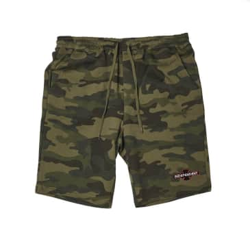 Independent OGBC Sweat Shorts - Forest Camo
