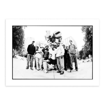 Love Park Crew, 1999