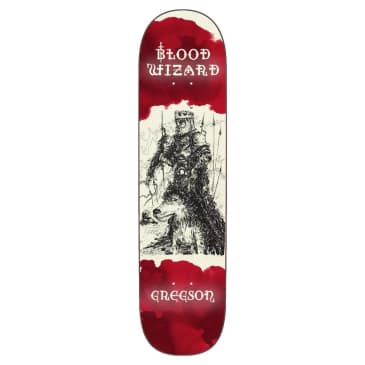 """BLOOD WIZARD OCCULT KNIGHT 8.6"""""""