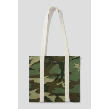 Stan Ray - Tote Bag (Woodland Camo Ripstop)