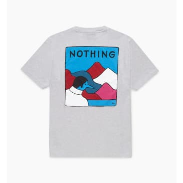 by Parra - nothing t-shirt