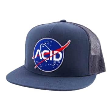 Acid Chemical Co. Mesh Hat Navy