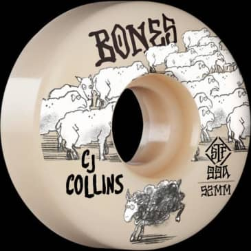 Bones STF Collins Black Sheep