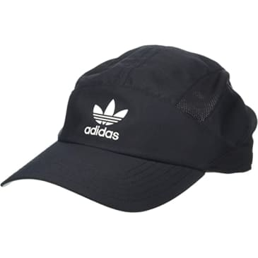 Adidas Originals Relaxed Circuit Strapback Hat Black - White
