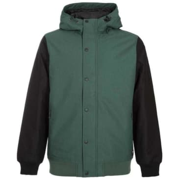 Vans Wells MTE Jacket - Pine Needle/Black
