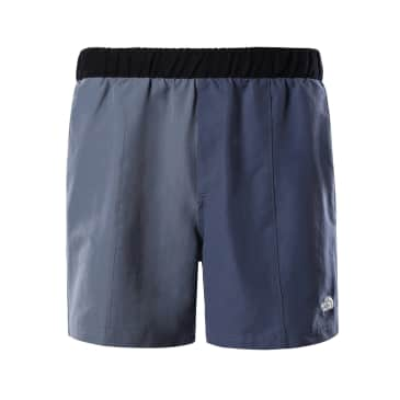 The North Face Class V Pull On Short - Grey / Navy