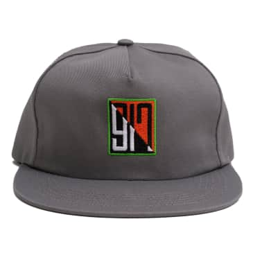 Call Me 917 917 Split Hat - Grey