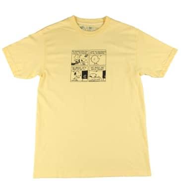 CSC Distance Trilogy T-Shirt - Banana