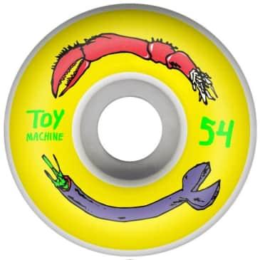 Toy Machine Skateboard Wheels   Fos Arms 54mm