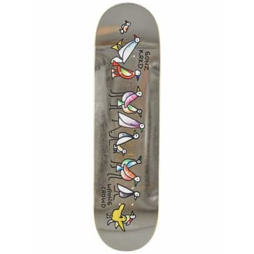 Krooked Gonzales Wrong Crowd Deck 8.38