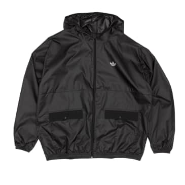 Adidas Light Windbreaker Jacket - Black