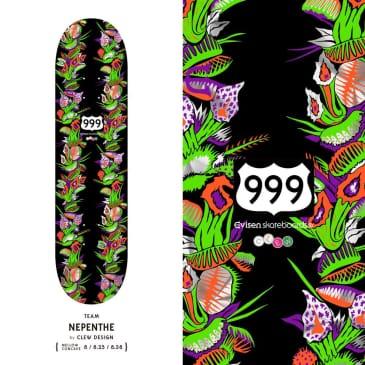 """Evisen Nepenthe Deck - 8.38"""""""