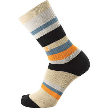 Psockadelic Stripes Crew Socks