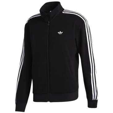 adidas Bouclette Jacket - Black / White