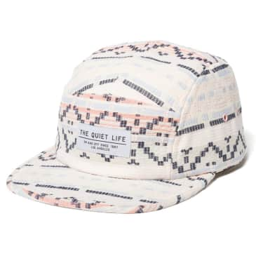 The Quiet Life - Phoenix 5 Panel Camper Hat - Made in USA