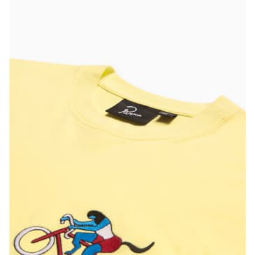 by Parra The Chase T-Shirt - Yellow