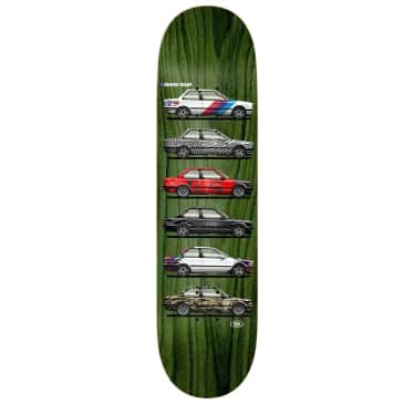 """Real Ishod Customs Twin Tail Deck - 8.25"""""""