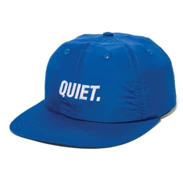 Quiet Life Sport Polo Hat Royal