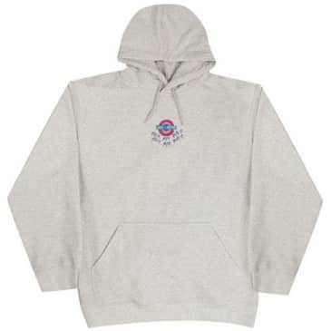 Come To My Church See It, Say it, Bun It Hoodie - Grey