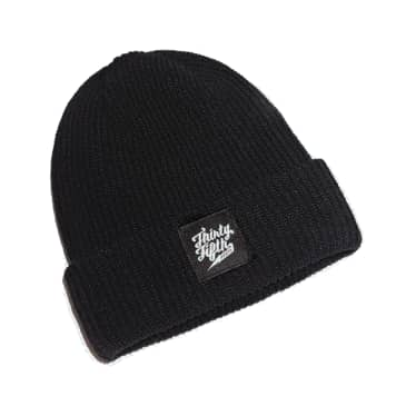 35th North Barr Logo Beanie Black